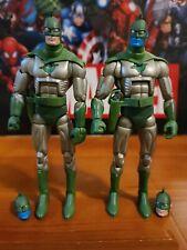 Hasbro Marvel Legends Kree Soldier Action Figures Army Builders Skrull 2 pack