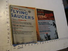 Vintage Ufo info:2 issues of Report On Flying Saucers 1969 & 1967