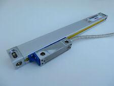 "Glass Scale Linear Encoder 200mm Easson .0002"" DRO Digital Readout 4 mill lathe"
