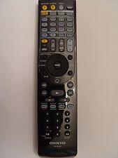 Onkyo RC-807M Remote Control Part # 24140807 For TX-NR709