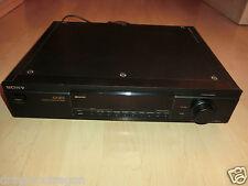 Sony st-sa3es FM-am high-end estéreo sintonizador, muy bien cuidadas, 2 años de garantía