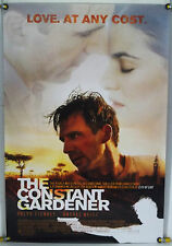 THE CONSTANT GARDENER DS ROLLED ORIG 1SH MOVIE POSTER RALPH FIENNES (2005)