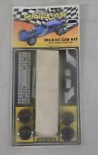 (HB) 3 PineCar Deluxe Car Kits P372 P375 P371  NIP