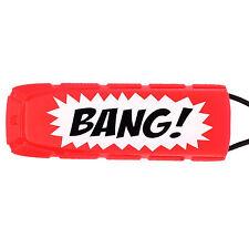 Exalt Bayonet Barrel Condom Cover Bag Paintball Brand New - Le Bang Red White