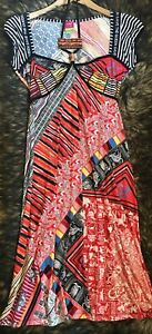 """""""Save The Queen"""" Tribal Print Dress"""