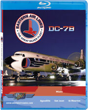 Eastern Airlines DC-7B Blu-ray disc