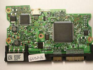 PCB Hitachi HDS728080PLA380; PN 0A31914; MLC BA1356; PCB label 0A29287 BA1386