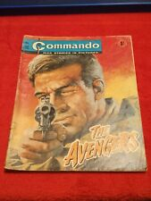 More details for commando comic #56 the avengers, fair copy, no writing, worn spine, see pics