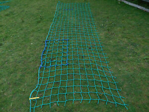11x 3ft STRONG cargo rope scramble net 4tree house play set fort climbing frame