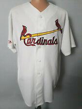 ST. LOUIS CARDINALS MLB BASEBALL JERSEY SHIRT MENS XL