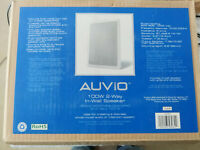 "AUVIO 100w 2-Way 6.5"" In Wall Speaker - NEW IN BOX"