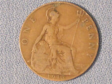 *** 1913  One Penny (Great Britain)