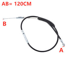 120CM 47.24inch Clutch Cable Fit For Harley Davidson Sportster XL 883 1200 02-14