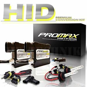 HID Conversion Kit for 2004 - 2016 Nissan Titan Xenon Headlight Fog Light