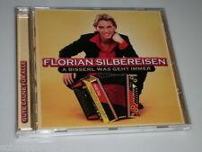FLORIAN SILBEREISEN A BISSERL WAS GEHT IMMER CD MIT BERLINER LUFT - MAN LEBT NUR