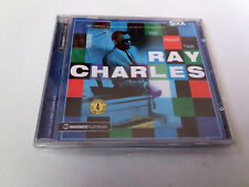 """RAY CHARLES """"RIGHT TIME"""" CD 20 TRACKS"""