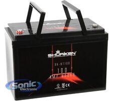 SHURIKEN 12V High Performance AGM Power Cell Battery | SK-BT100