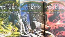 J R R Tolkien Lord Of The Rings Fellowship Two Towers Return Of The King 3 Softc