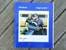 Polaroid Image System E Instruction Manual - Original not a copy - Free UK Post