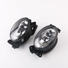 2Pcs Fog Light Headlight L&R For Mercedes C E CLS G GL M R Class W211 E350 E550