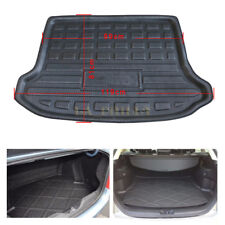 Black Rear Trunk Cargo Liner Boot Floor Tray Hatchback For VW Tiguan 2012-2018