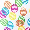 Egg Easter Birthday Party Craft DIY Decor Confetti