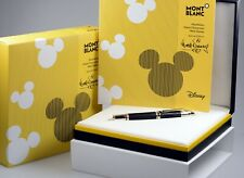 MONTBLANC Great Characters Walt Disney 119833 Special Edition fountain pen nib F