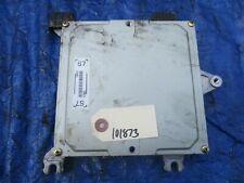1998 Honda CRV engine computer ecu manual transmission 37820-P3F-C01 101873