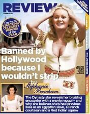 Stephanie Beacham – Mail on Sunday Review – 23 October 2011