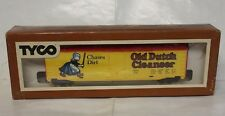 Tyco HO Scale Old Dutch Cleanser Box Train Car MINT! original box