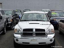 2005-2011 Dodge Dakota Hood Scoop by MrHoodScoop UNPAINTED HS003