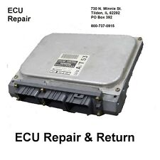 Toyota Supra ECM ECU Lexus SC300 ECM ECU Lexus SC400 ECM ECU Repair & Return