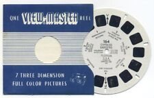Cypress Gardens Florida USA 1949 Belgian-made ViewMaster Single Reel 164