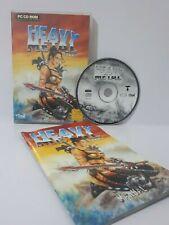 Heavy Metal FAKK 2 (PC, 2000) Region Free Complete Disc Mint Shooter Rare J2L