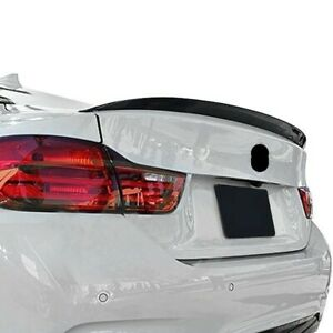 M PERFORMANCE STYLE REAR TRUNK LIP SPOILER FOR BMW 5-SERIES F10 SEDAN INLCUDE M5