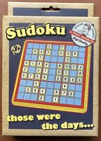 Sudoku Game By Professor Warbles Those Were The Days Brand New