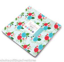 "Moda FABRIC Layer Cake ~ GOOSEBERRY ~ by Lella Boutique 42 - 10"" Squares"