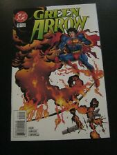 Green Arrow #101 October 1995 - DC Comics - Death of Oliver Queen             ZC
