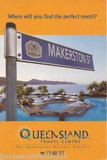 Postcard: Queensland Travel Centre, Brisbane - Hayman Island (Promo) (1990s)