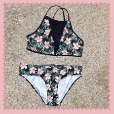 EUC Women's Bobbie Brooks 2 Piece / Bikini Swimwear XL ~ Fast Ship