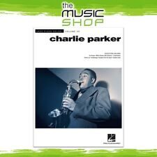 New Jazz Piano Solos 'Charlie Parker' Music Book - Volume 40