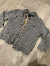 EUC Nautica Baby Toddler Boys Jacket Gray 24 Months
