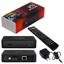 MAG 254 IPTV SET TOP BOX Multimedia player Internet TV IP Konsole USB HDTV 1080p