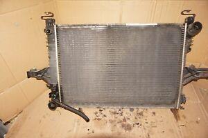 2000-2005 Volvo S60 S80 V70 2.0T auto engine radiator 30645152 876119R