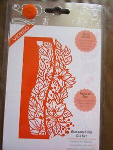 Blossom Strip die set - by Tonic Verso