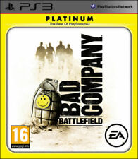 BATTLEFIELD BAD COMPANY PS3 SONY PLAYSTATION 3 NUOVO SIGILLATO ITALIANO PLATINUM