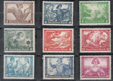 Germany - 1933 Wagner complete set Sc# B49/B57 - MH (7586)