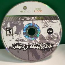 Need for Speed: Most Wanted (Microsoft Xbox 360, 2005) DISC ONLY 11963