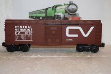 O Scale Trains Lionel Central Vermont Box Car 9737