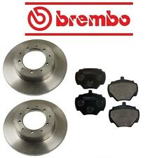Land Rover Range Rover 87-89 3.5L 3.9L Brembo Rear Brake Kit w/ Rotors & Pads